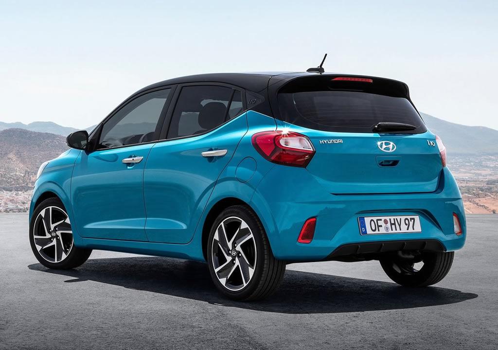 2020 Yeni Kasa Hyundai i10 1.0 Fiyatı