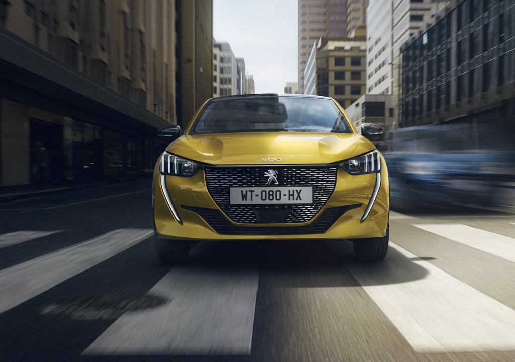 2020 Yeni Kasa Peugeot 208 Elektrikli