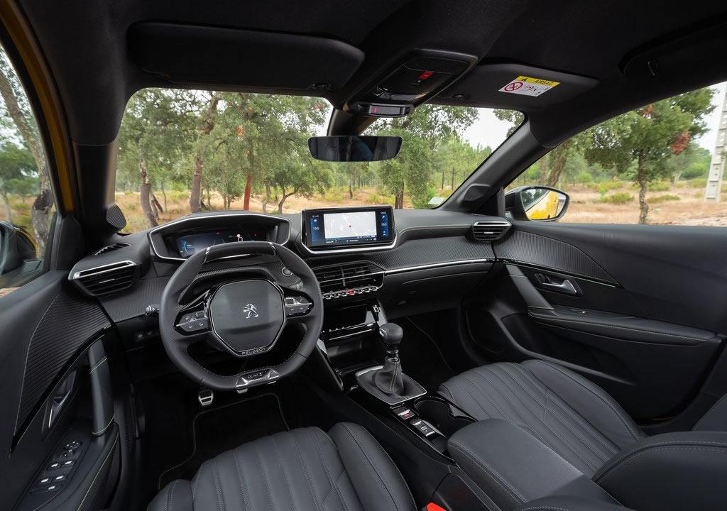 2020 Yeni Kasa Peugeot 208 Allure