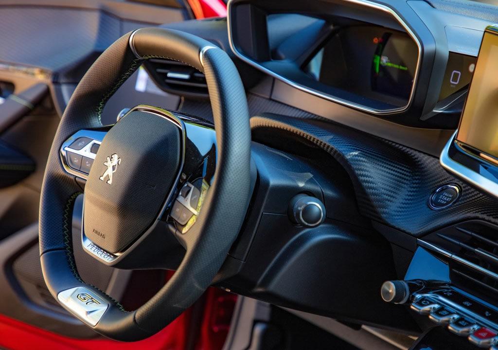 2020 Yeni Kasa Peugeot 208 Allure Donanımları