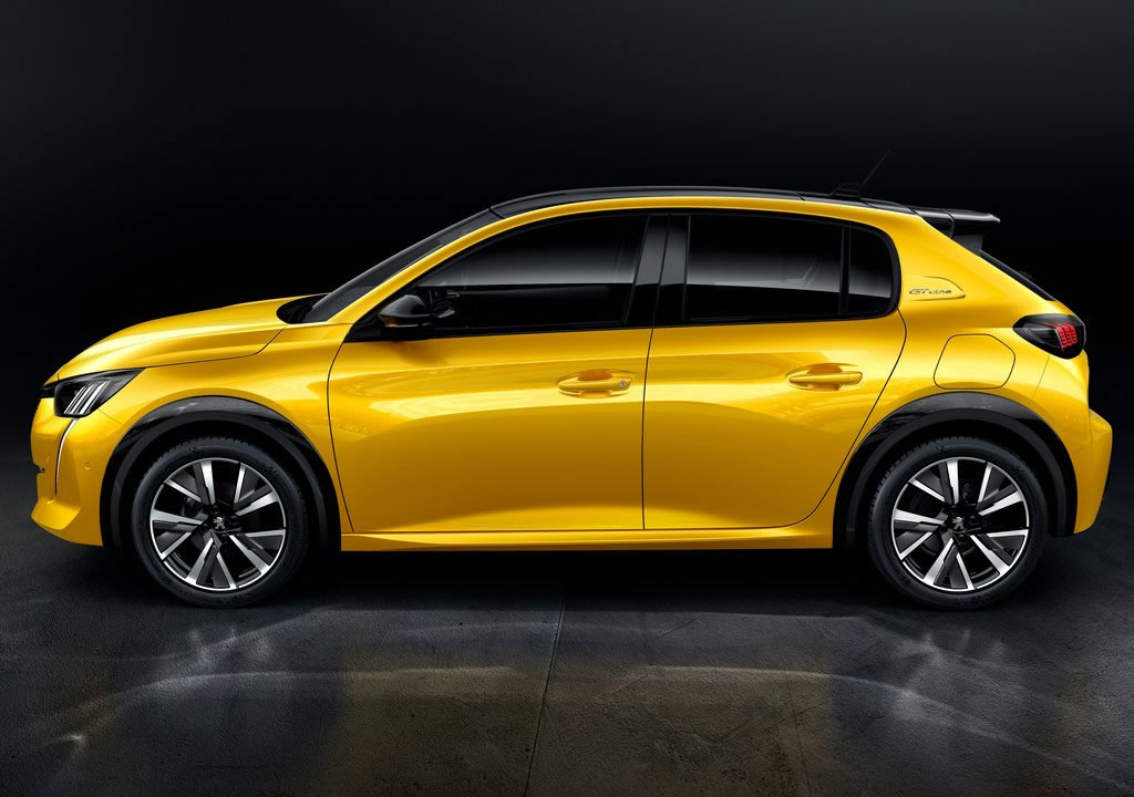 2020 Yeni Kasa Peugeot 208 Özellikleri