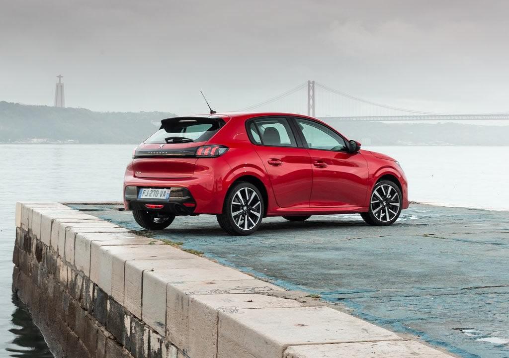 2020 Yeni Kasa Peugeot 208 Donanımları