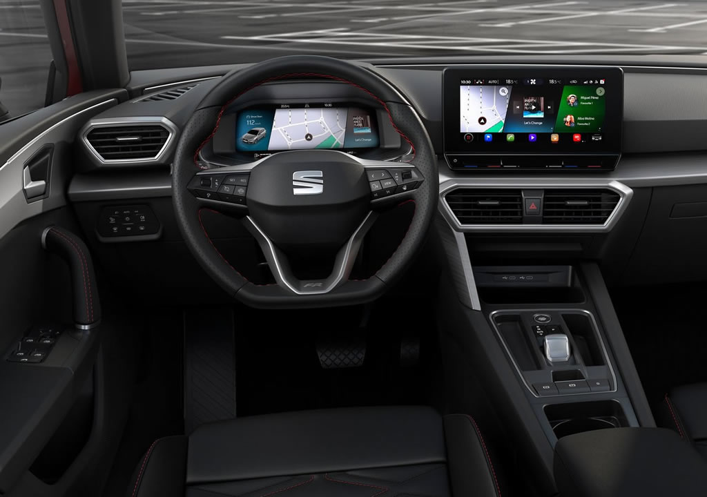 2020 Yeni Kasa Seat Leon MK4 DSG