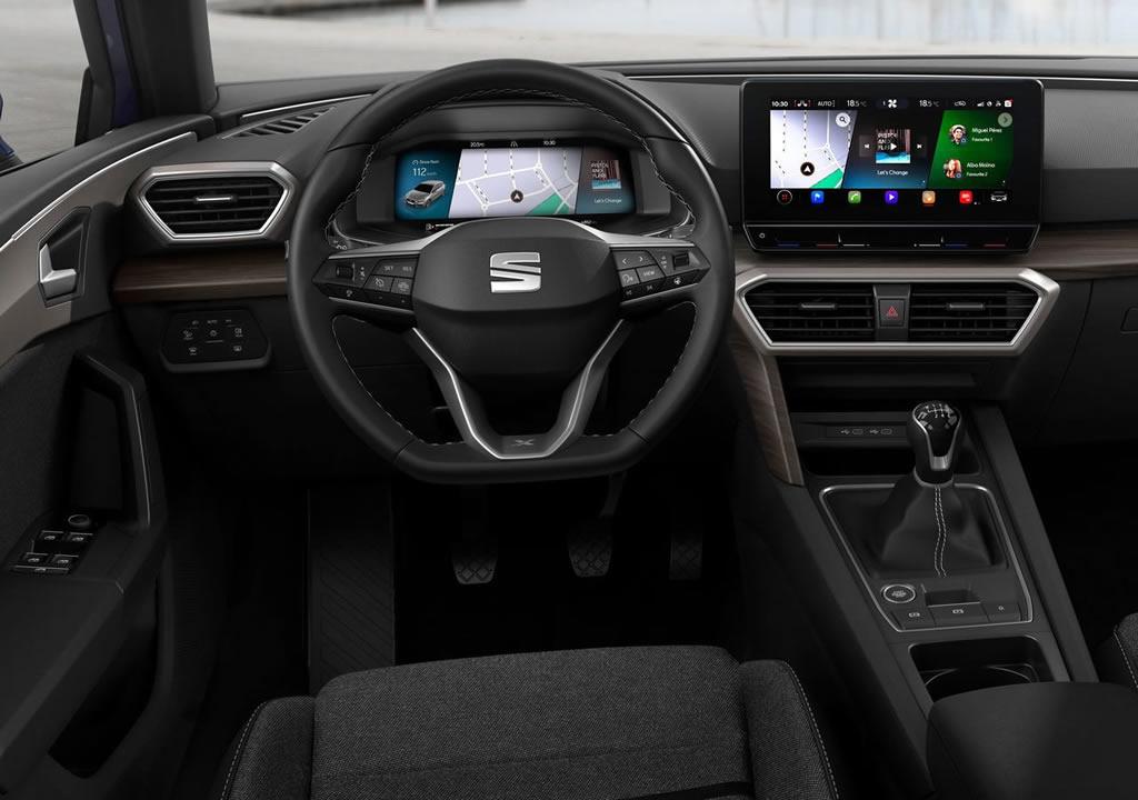 2020 Yeni Kasa Seat Leon MK4 Manuel