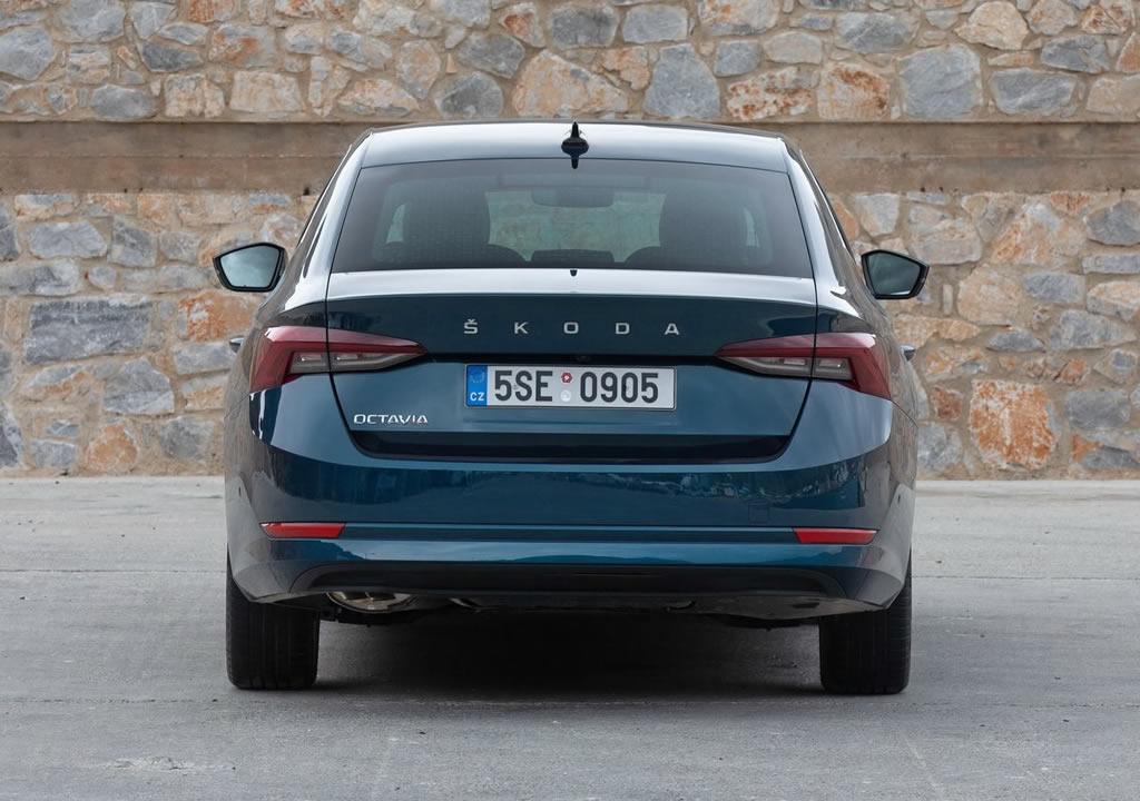2020 Yeni Kasa Skoda Octavia Fiyatı