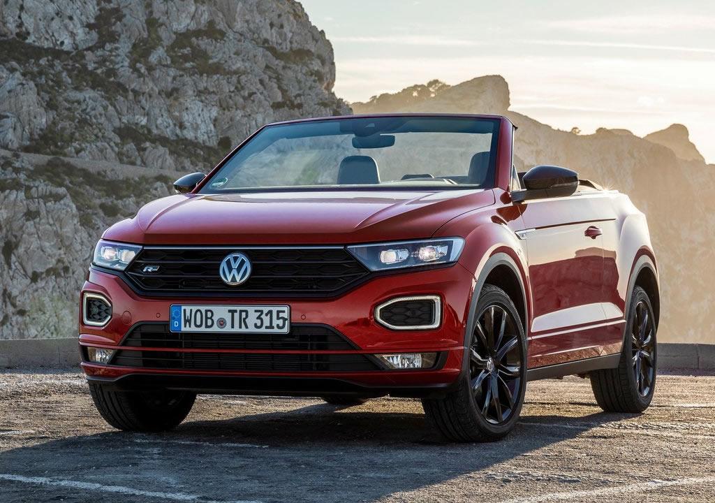 2020 Yeni VW T-Roc Cabriolet Teknik Özellikleri