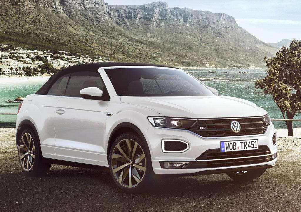 2020 Yeni VW T-Roc Cabriolet Donanımları