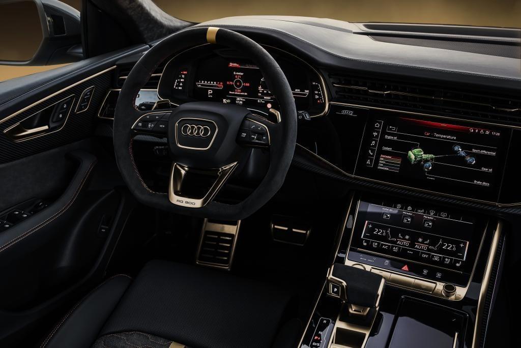 Manhart RQ 900 Audi RS Q8