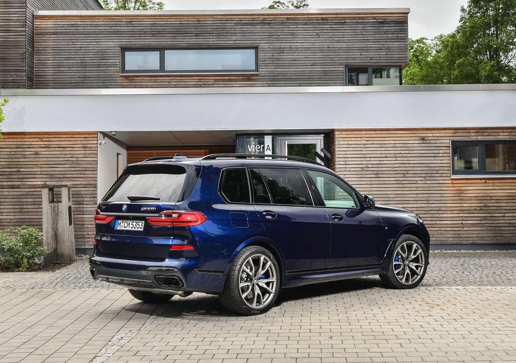 530 Beygirlik 2020 BMW X7 M50i Teknik Özellikleri