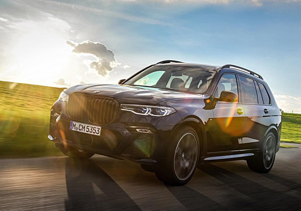 2020 BMW X7 M50i Özellikleri