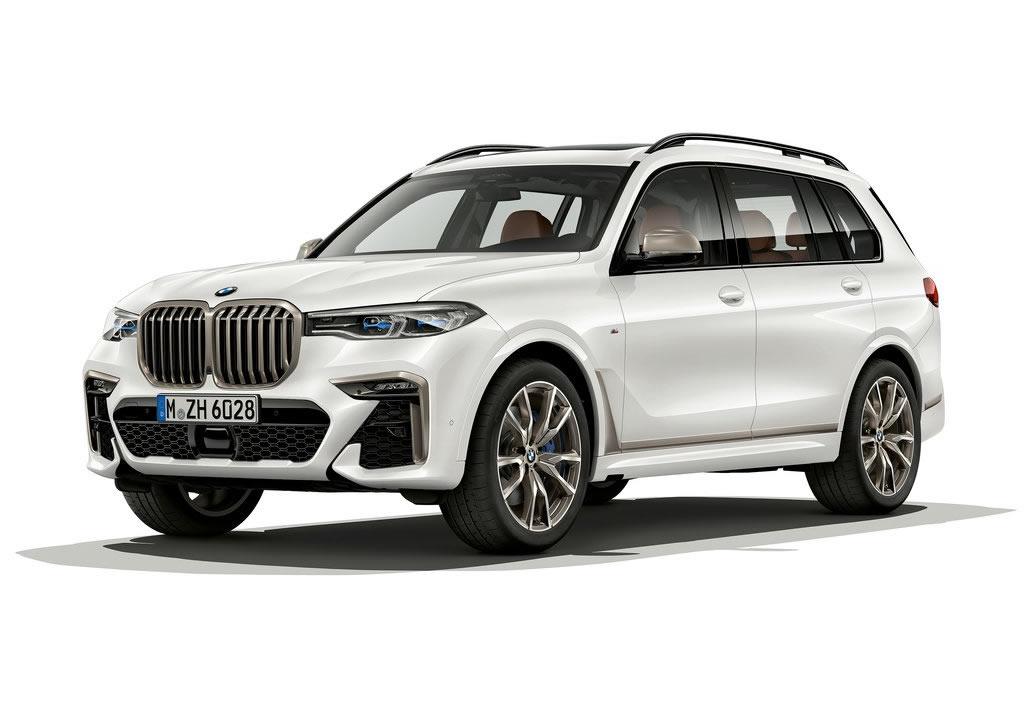 2020 BMW X7 M50i Fotoğrafları