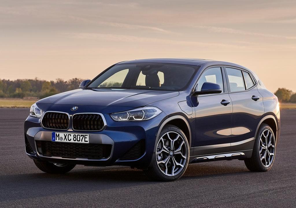 2020 Yeni BMW X2 xDrive25e Özellikleri