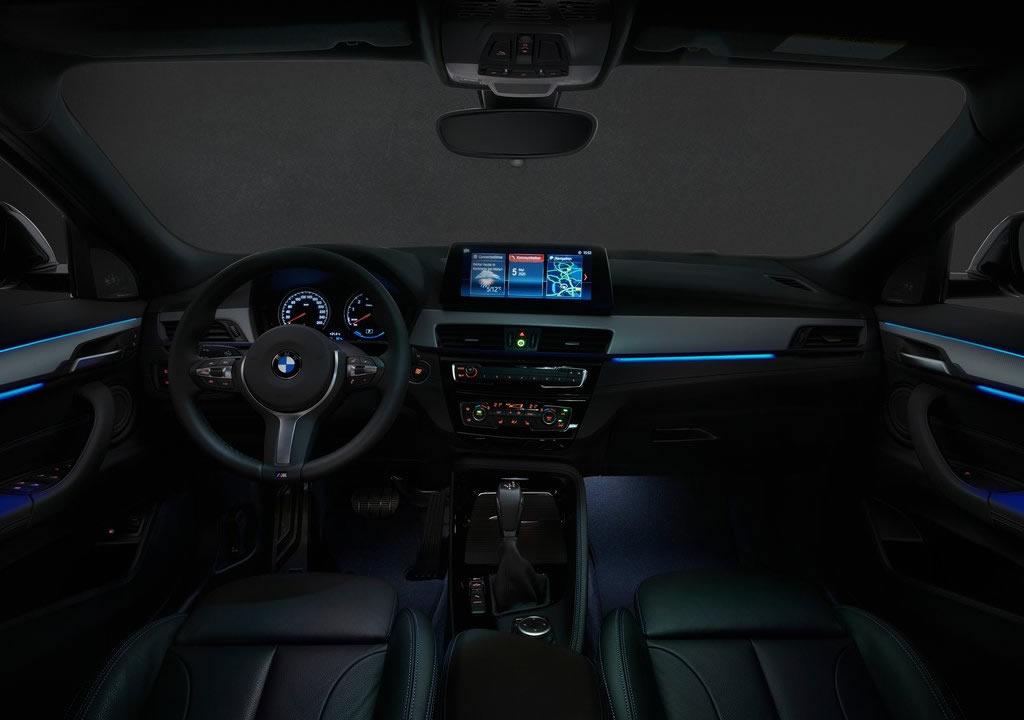 2020 Yeni BMW X2 xDrive25e İçi