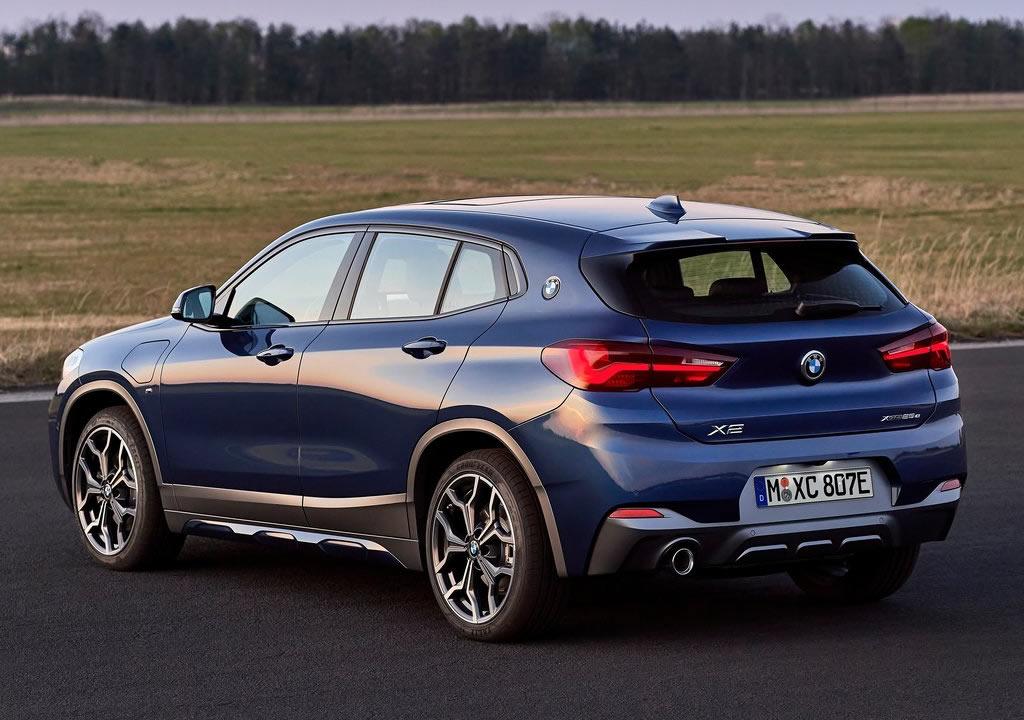 2020 Yeni BMW X2 xDrive25e Teknik Özellikleri