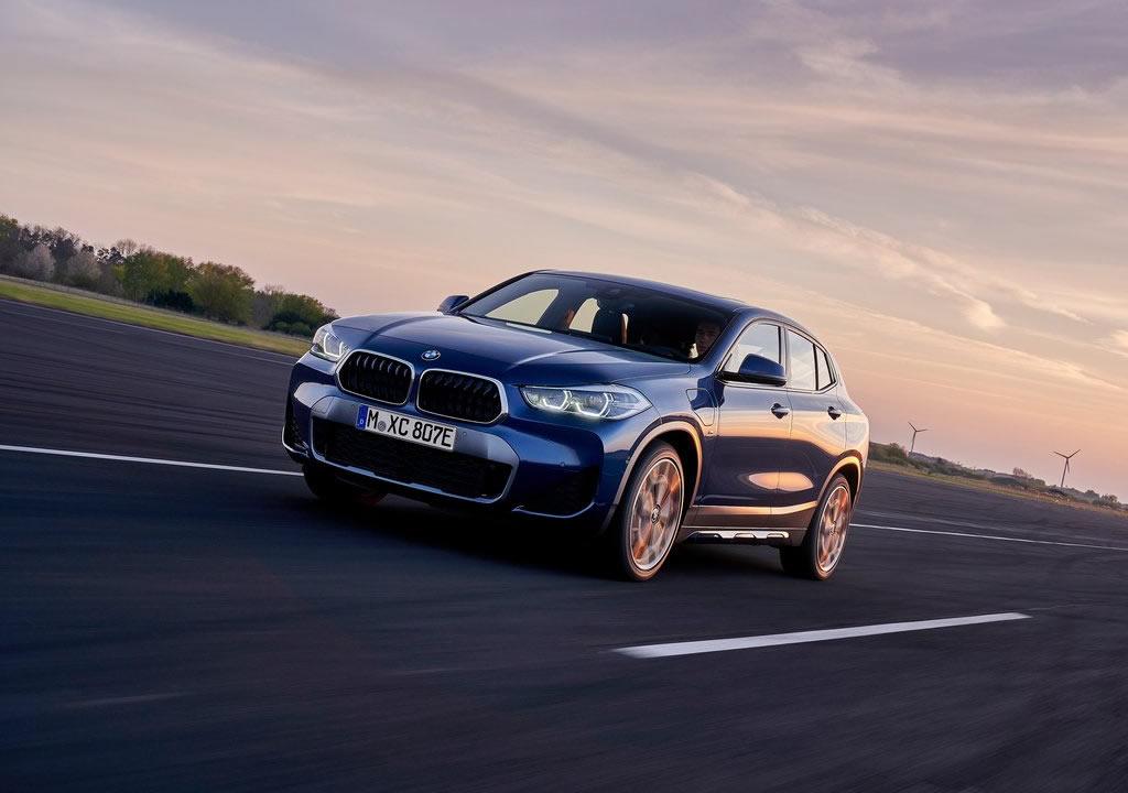 2020 Yeni BMW X2 xDrive25e