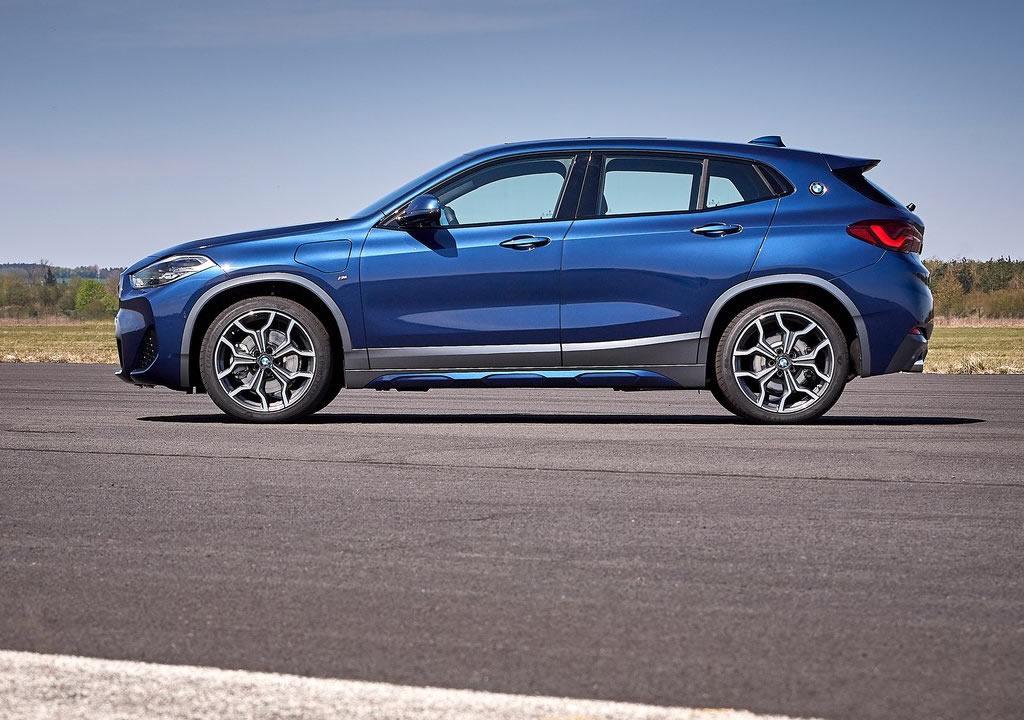 2020 Yeni BMW X2 xDrive25e Fotoğrafları