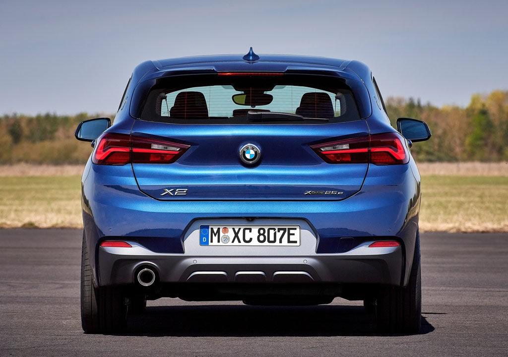 2020 Yeni BMW X2 xDrive25e Türkiye