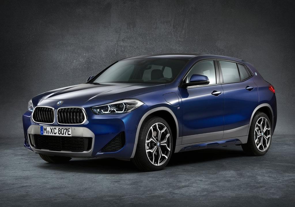 2020 Yeni BMW X2 xDrive25e Menzili