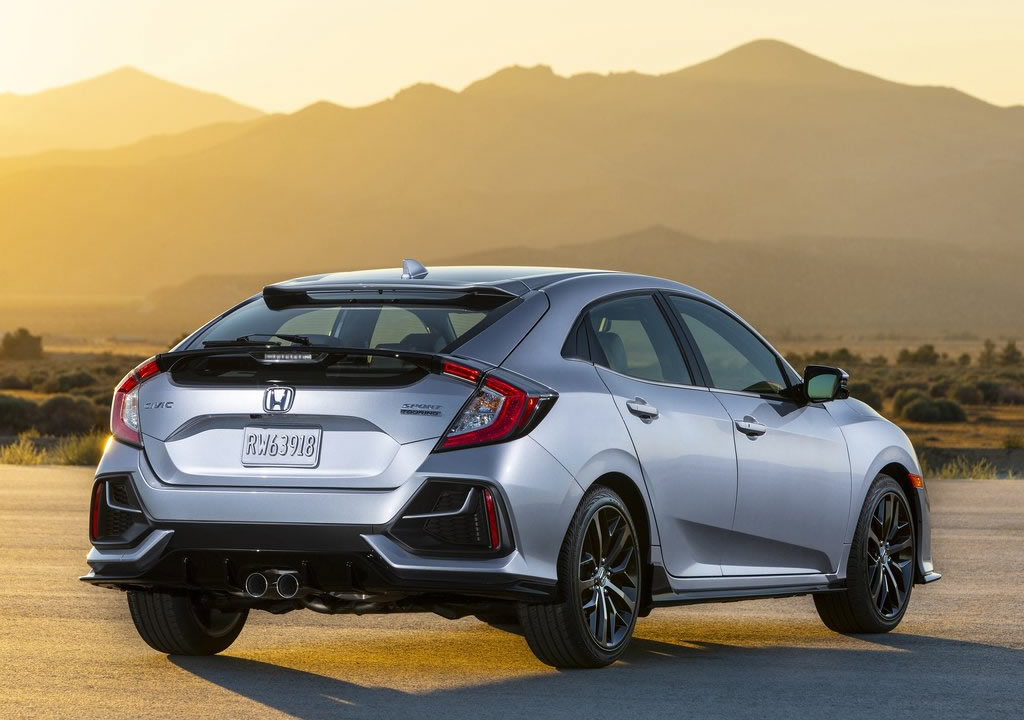 2020 Yeni Honda Civic HB 1.0 Turbo