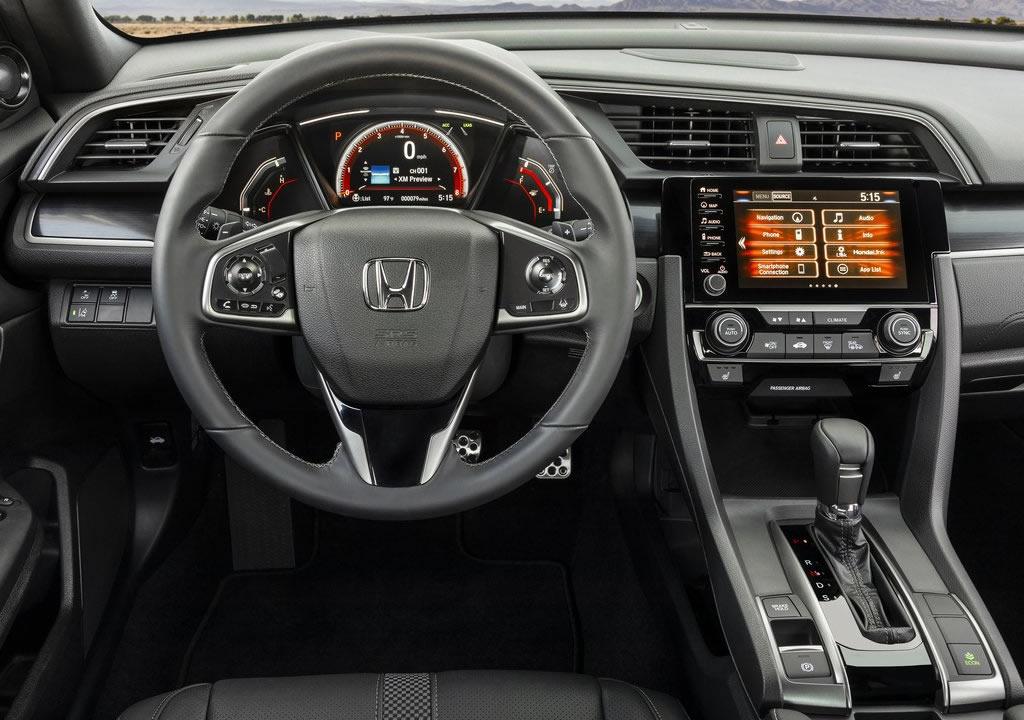 2020 Yeni Honda Civic HB 1.0 Turbo Donanımları