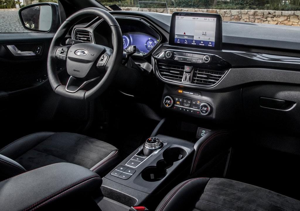 2020 Yeni Kasa Ford Kuga Fotoğrafları