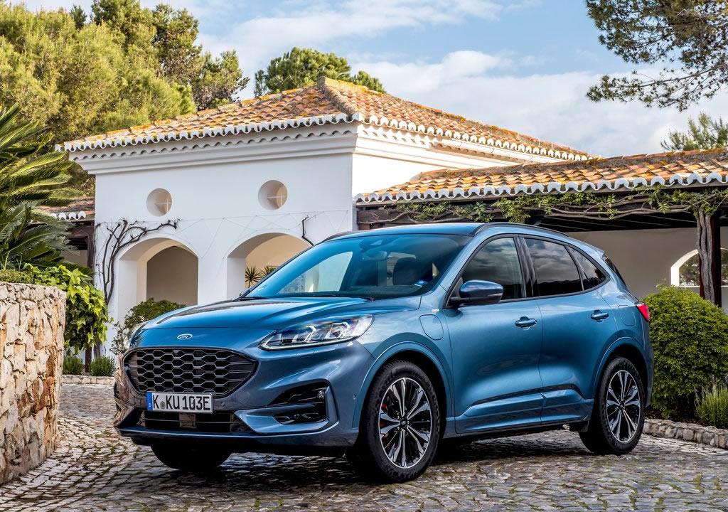 2020 Yeni Kasa Ford Kuga (MK3) Fiyatı