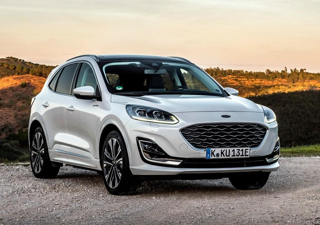 2020 Yeni Kasa Ford Kuga (MK3)