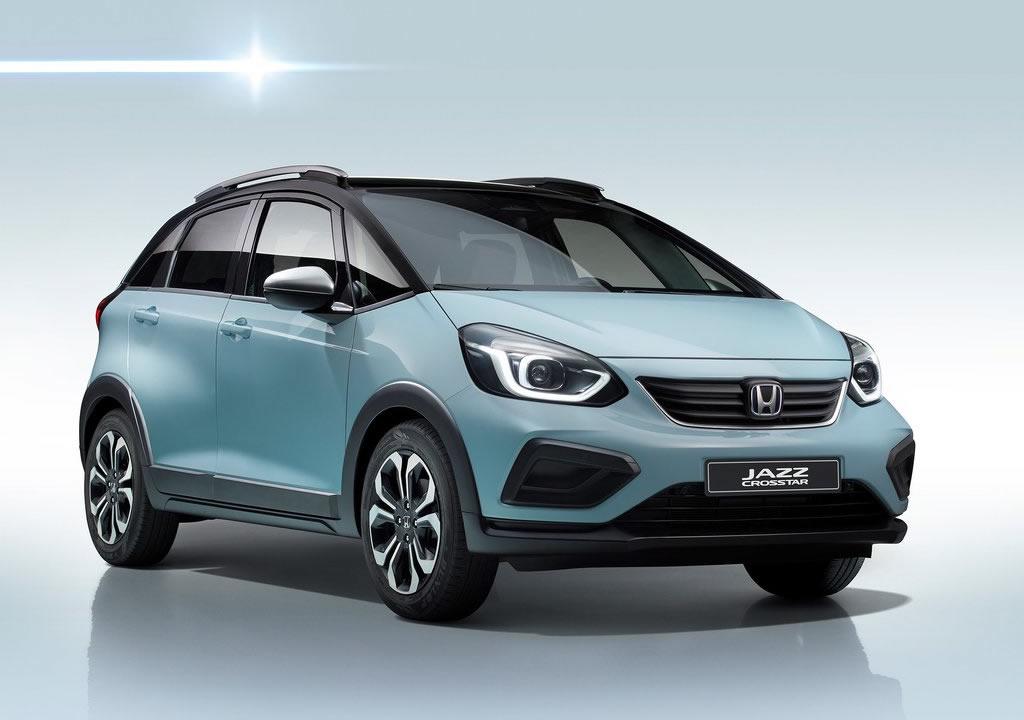 2020 Yeni Kasa Honda Jazz