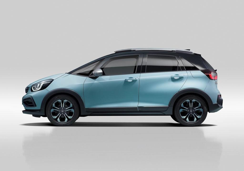2020 Yeni Kasa Honda Jazz Boyutu