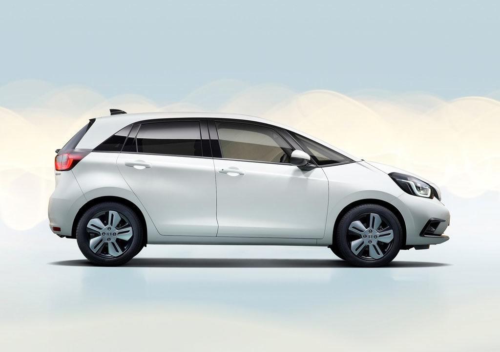 2020 Yeni Kasa Honda Jazz Türkiye