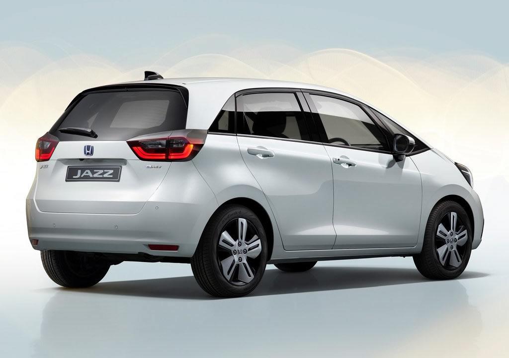 2020 Yeni Kasa Honda Jazz MK4