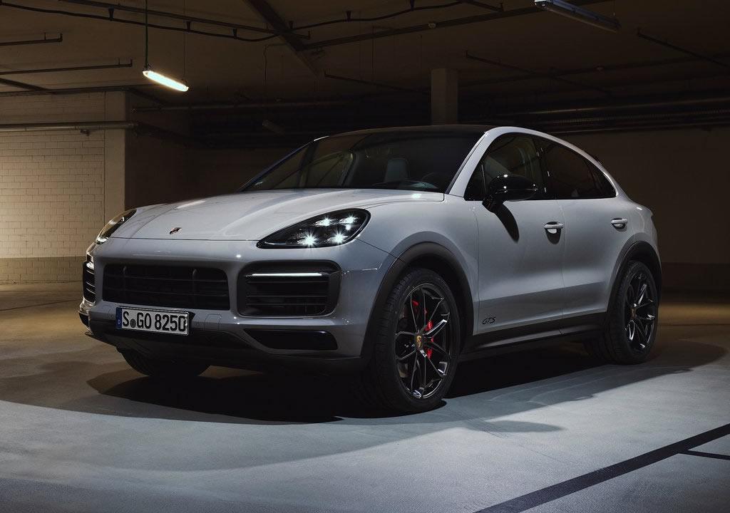 2020 Yeni Porsche Cayenne GTS Coupe Teknik Özellikleri