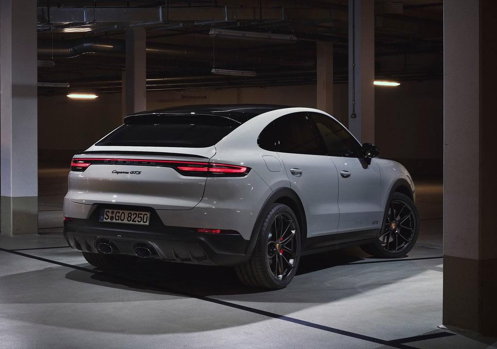 2020 Yeni Porsche Cayenne GTS Coupe Özellikleri