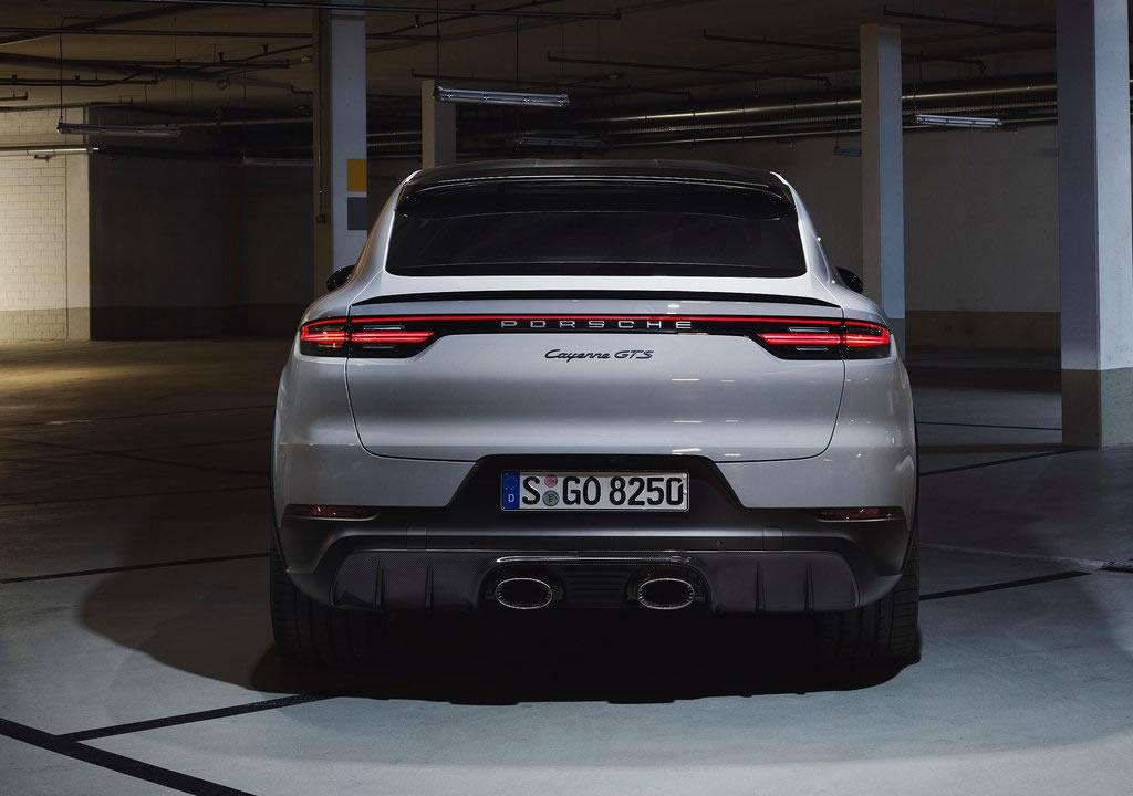 2020 Yeni Porsche Cayenne GTS Coupe Donanımları