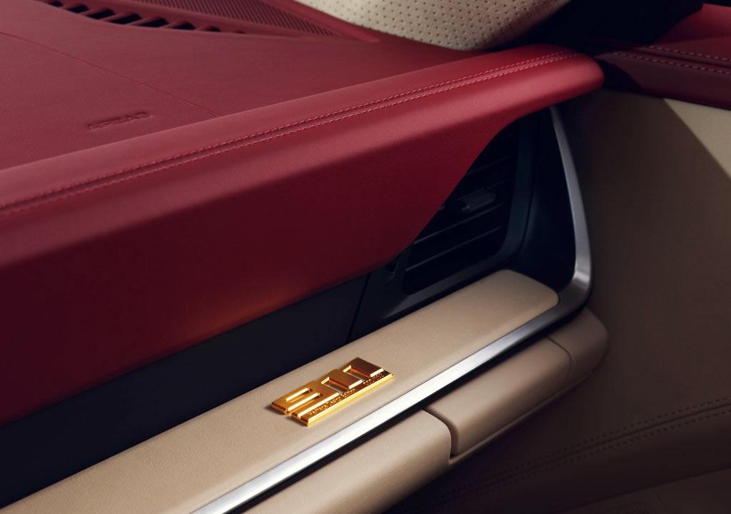 2021 Porsche 911 Targa 4S Heritage Design Edition Fotoğrafları