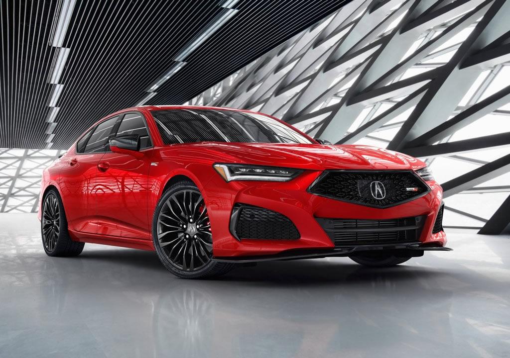 2021 Yeni Acura TLX Özellikleri