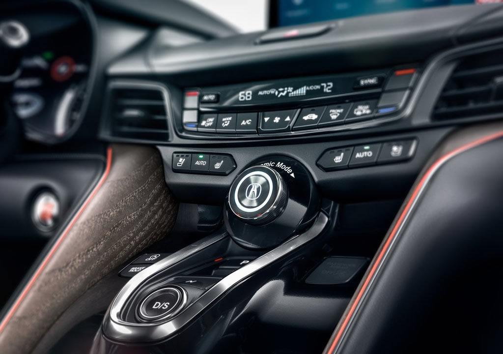 2021 Yeni Acura TLX Kaç Beygir?