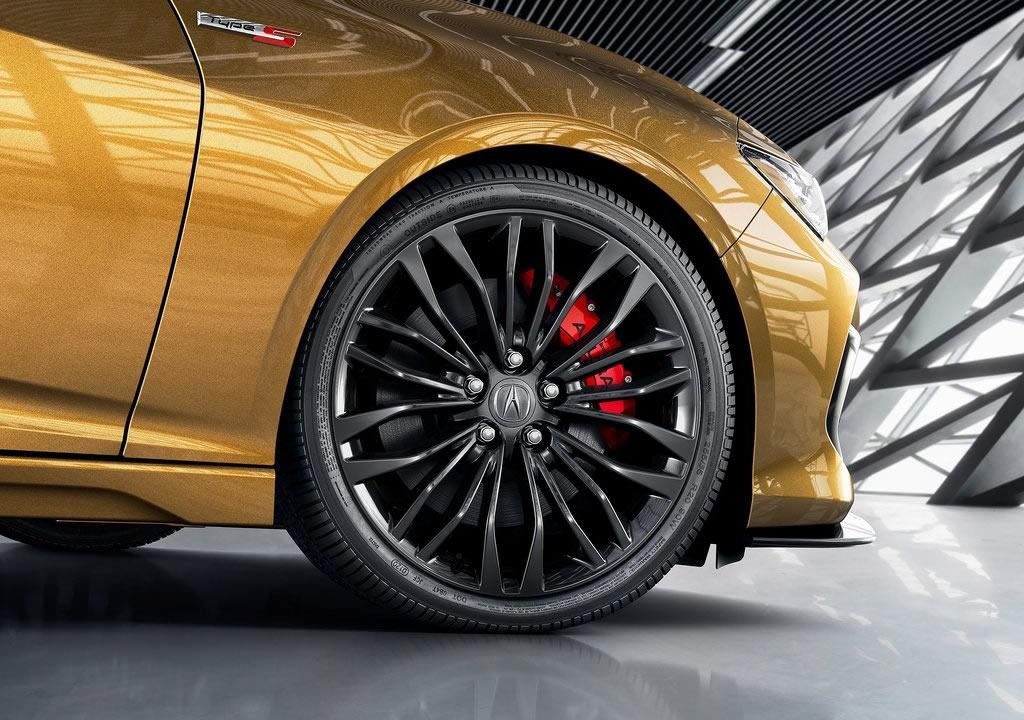 2021 Yeni Acura TLX Türkiye