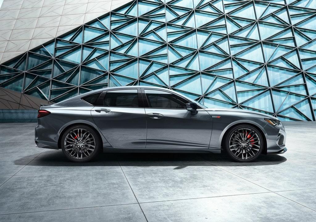 2021 Yeni Acura TLX