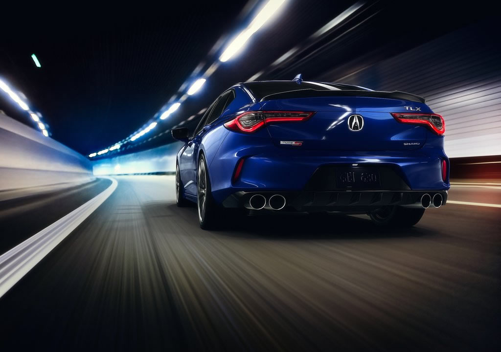 2021 Yeni Acura TLX Donanımları