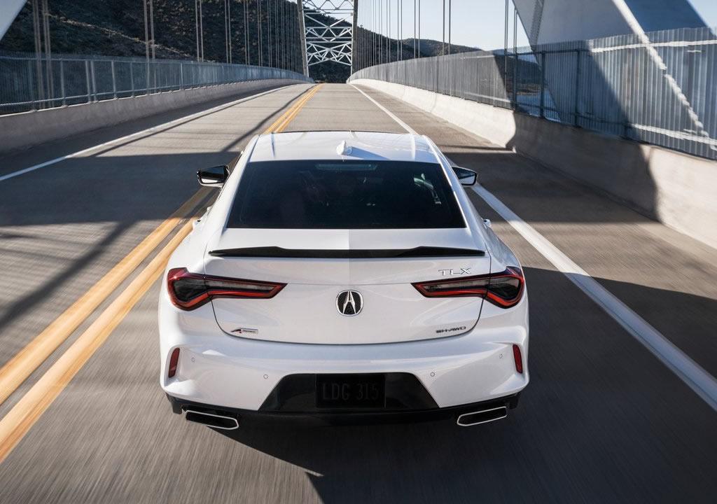 2021 Yeni Acura TLX Fotoğrafları