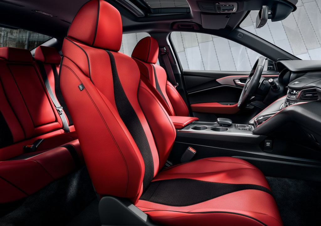 2021 Yeni Acura TLX Teknik Özellikleri