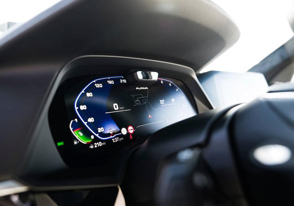 Yeni Alpina XB7 Teknik Özellikleri