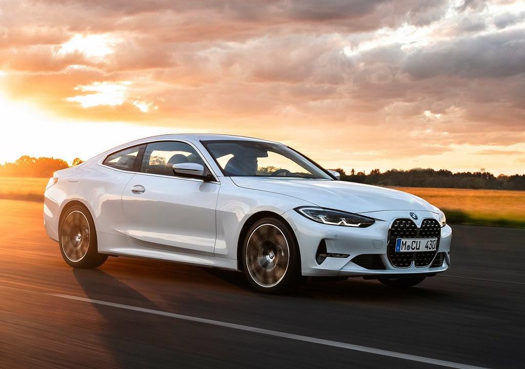 2021 Yeni Kasa BMW 4 Serisi Coupe Teknik Özellikleri