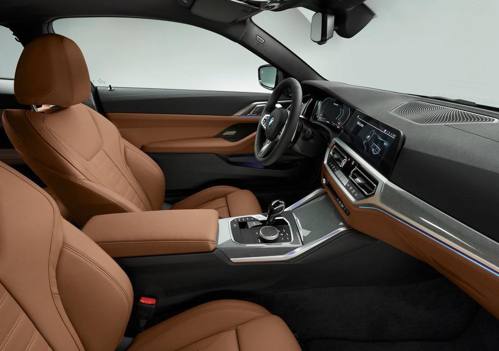 2021 Yeni BMW 4 Serisi Coupe Özellikleri