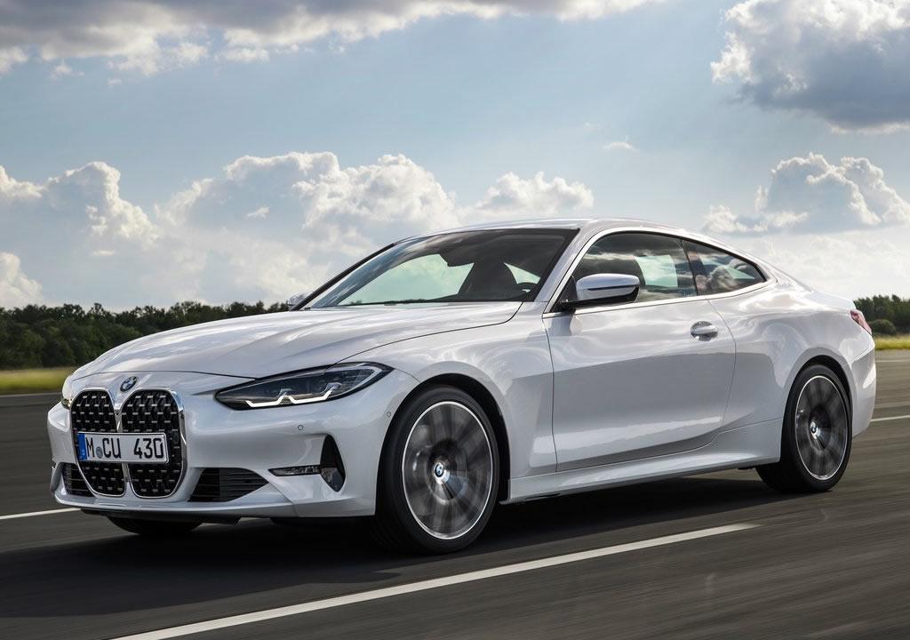 2021 Yeni Kasa BMW 4 Serisi Coupe Özellikleri