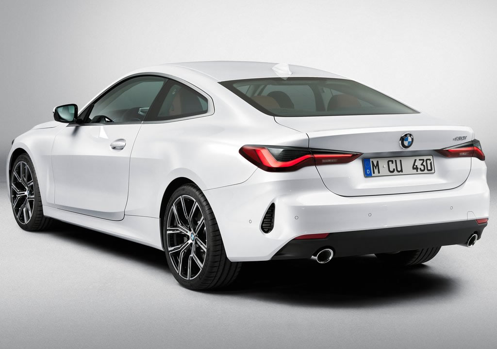 2021 Yeni Kasa BMW 4 Serisi Coupe Donanımları
