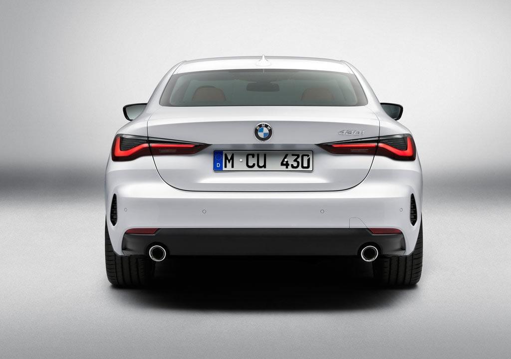 2021 Yeni Kasa BMW 4 Serisi Coupe 0-100 km/s