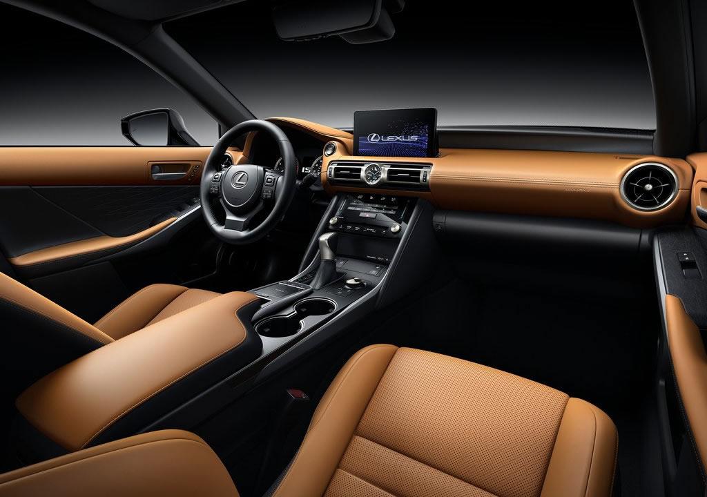 2021 Yeni Lexus IS 350