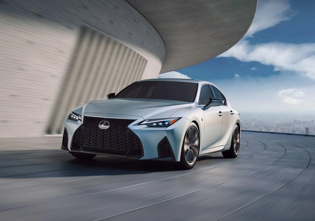 2021 Yeni Lexus IS Teknik Özellikleri
